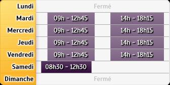 Horaires du Société Générale - Échirolles, 68 Cours Jean Jaurès