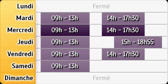 Horaires Credit Mutuel Draveil Seine-Senart