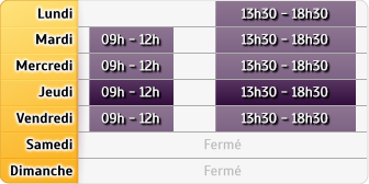 Horaires Mma Connerre