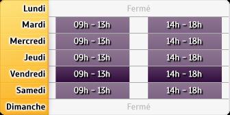 Horaires Axa France
