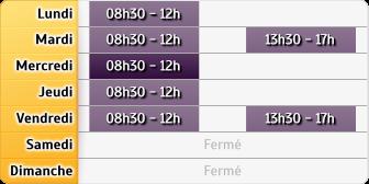Horaires La Poste - Vignacourt