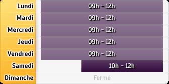 Horaires La Poste - Pierrepont Sur Avre