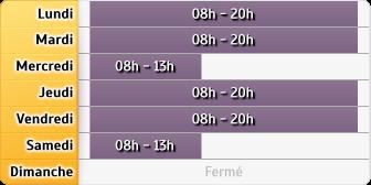 Horaires du La Poste - Leigne Sur Usseau, 27, Route de Saint Gervais