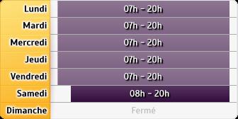 Horaires La Poste - Hebecrevon