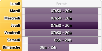 Horaires La Poste - Gouville Sur Mer le Noroit