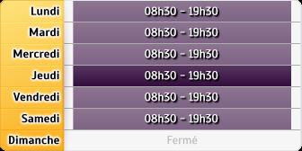 Horaires La Poste - Reims Clemenceau