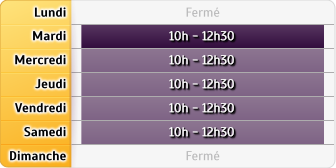 Horaires CIC - Chamrousse