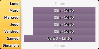 Horaires Société Générale - Savenay