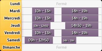 Horaires du Société Générale - Agence DOUAI L HERILLIER, 93 Place l'Herillier