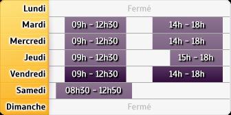 Horaires Societe Generale - Carrières-sur-Seine