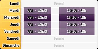 Horaires du Aviva Assurance Macon - Charnay-lès-Mâcon, 14, Grande Rue de la Coupee