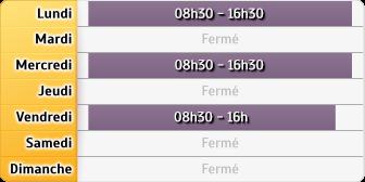 Horaires CAF La Rochelle