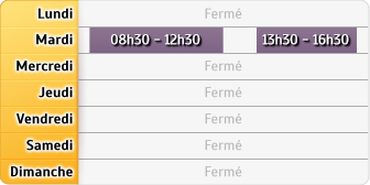 Horaires CAF - Joigny