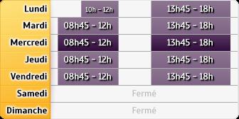 Horaires Aviva Assurances - Amiens
