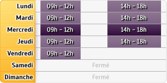Horaires Mma Rumilly