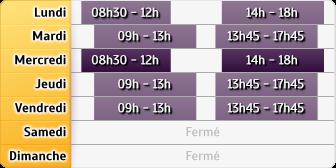 Horaires Gan Assurances Paris Chaptal