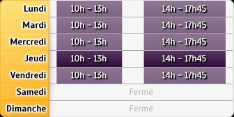 Horaires Gmf Assurances - Arras