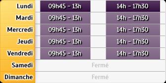 Horaires Gmf Assurances - Amiens