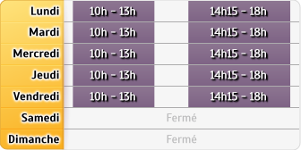 Horaires Gmf Assurances - Castres