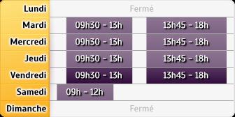 Horaires Gmf Assurances - Argenteuil