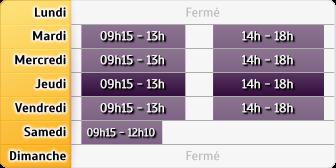 Horaires Gmf Assurances Cambrai