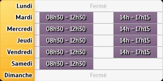 Horaires du HSBC FR Saint Jean-de-Luz, 20, Boulevard Victor Hugo