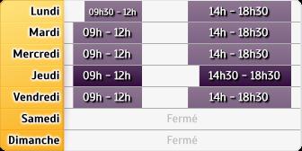 Horaires Crédit Agricole Cournon d Auvergne