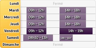 Horaires Crédit Agricole Claye Souilly
