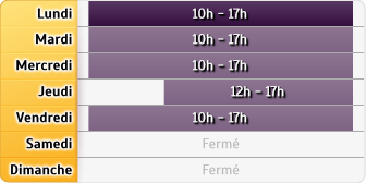 Horaires Maif - Lorient