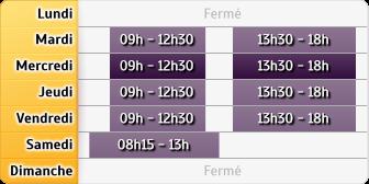 Horaires Crédit Agricole Roquebrune Sur Argens - la Bouverie
