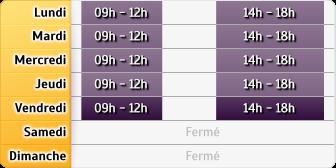 Horaires Allianz - Cusset Est Allier