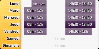 Horaires Allianz - Ferney Voltaire