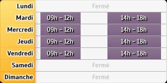 Horaires Allianz - Quimper Cornouaille
