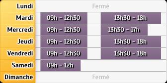 Horaires Allianz - Airel