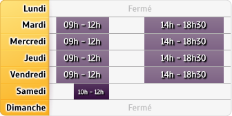 Horaires Allianz - Nevers Hoche