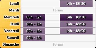 Horaires Allianz - Brive Midi - Brive-la-Gaillarde