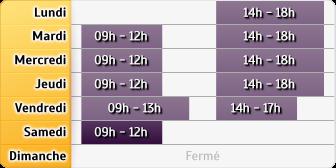 Horaires Allianz - Ambares - Ambarès-et-Lagrave