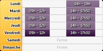 Horaires Allianz - Tours Velpeau