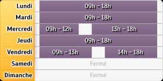 Horaires Allianz - Chalonnes