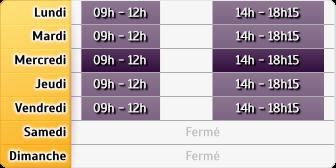 Horaires AXA Assurance - Dejoie Guiheneuf