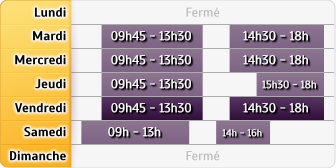 Horaires Credit Mutuel Cergy Pontoise