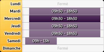 Horaires HSBC FR Levallois