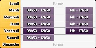 Horaires HSBC FR Lyon Duquesne