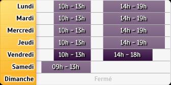 Horaires BNP Paribas Beaumont Sur Oise