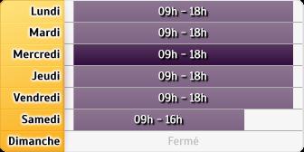 Horaires BNP Paribas Clichy Jean Jaures