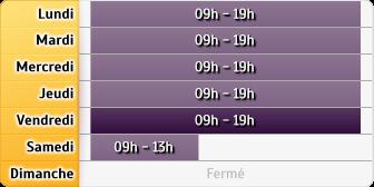 Horaires La Poste - Saint Ouen Principal