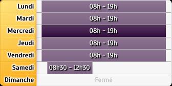 Horaires La Poste - La Varenne Saint Maur