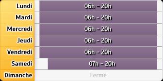 Horaires La Poste - Champigny S/marne Lpr le Balto