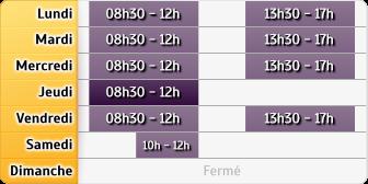 Horaires La Poste - Fontenay Agence Postale