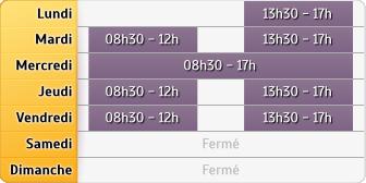 Horaires La Poste - Tourville Sur Sienne